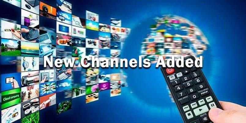 New Channels Added 04-04-2019 - Arab IPTV
